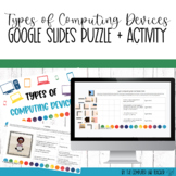 Types of Computing Devices - Google Slides Digital Puzzle