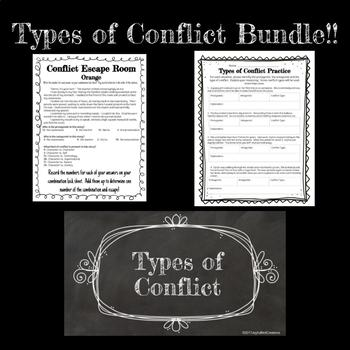 Types of Conflict Bundle