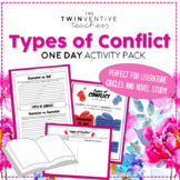 Types of Conflict - One Day Activity