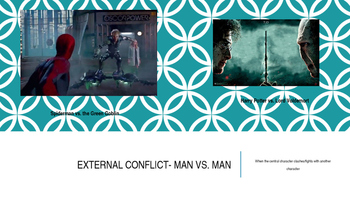 Types of Conflict PPT
