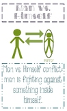 Types of Conflict Posters