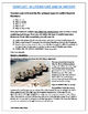 Types of Conflict in Literature Worksheet- Using iconic photos
