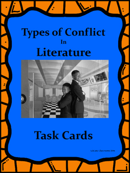Types of Conflict in Literature for Middle School Students