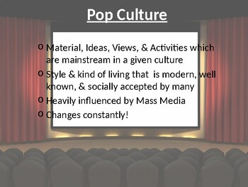 Types of Culture PPT