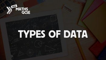 Types of Data - Complete Lesson