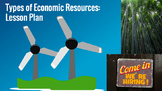 Types of Economic Resources Lesson Plan Factors of Product