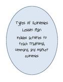 Types of Economies Lesson Plan