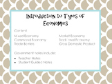 Types of Economy Notes