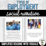 Unit 2 Types of Employment Social Narrative