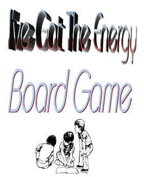 Types of Energy Board Game