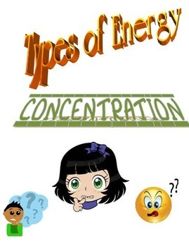 Types of Energy Concentration