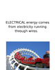 Types of Energy Gallery Walk and Notes Page