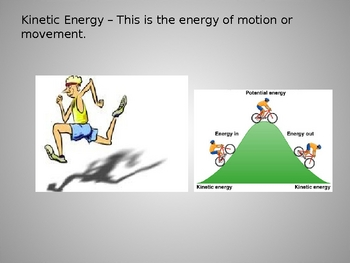 Types of Energy Power Point
