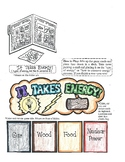 Types of Energy and How to conserve it