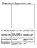 Types of Essays Sorting (Review for state writing assessment)