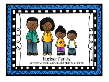 Types of Families - African American