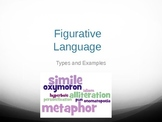 Types of Figurative Language Definitions and Examples
