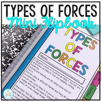 Forces Mini Flip Book