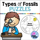 Fossils: Sorting Puzzles