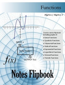 Functions Flipbook