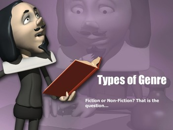 Types of Genre Powerpoint