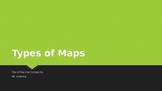 Types of Geography Maps