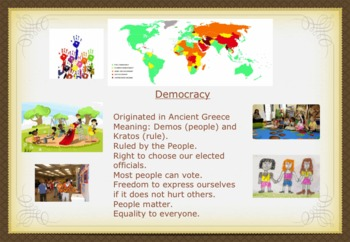 Activities For Kids With Dictatorship Government