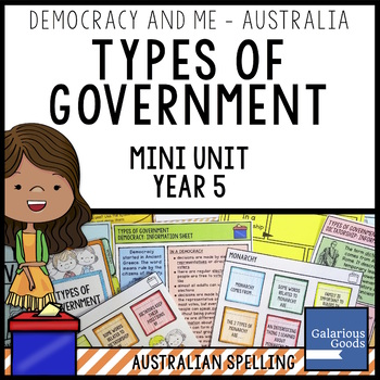 Types of Government (Year 5 HASS)