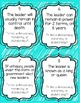 Types of Government Task Cards - Monarchy, Democracy, Dict