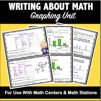 Math Journals: Writing about Graphs