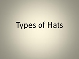 Types of Hats Power Point