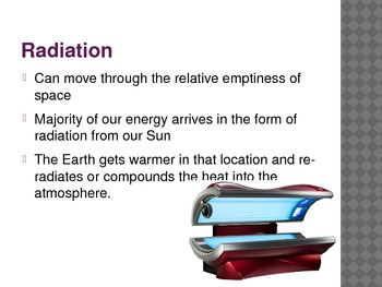 Types of Heat Transfer PPT