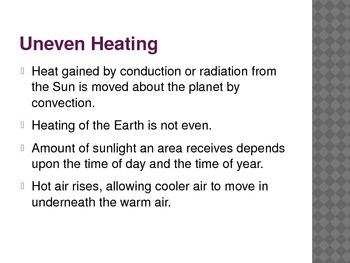 Types of Heat Transfer PPT