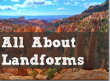 Types of Landforms PowerPoint