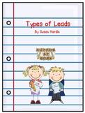 Types of Leads FREEBIE