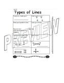 Types of Lines Mini Unit