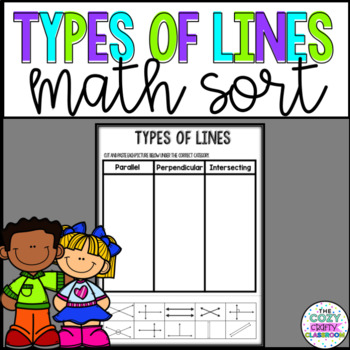 Types of Lines Sort