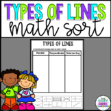 Types of Lines Sort