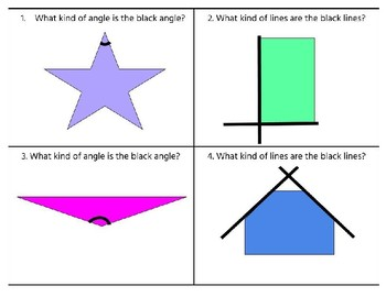 Types of Lines and Angles Scoot