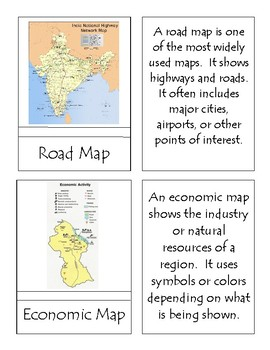 Types of Maps