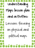 Types of Maps Activities
