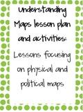 Types of Maps Activities