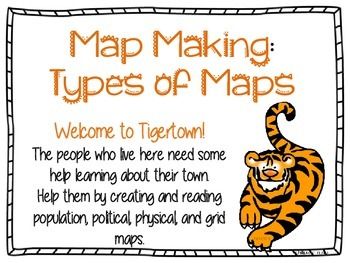 Types of Maps: Map Making