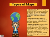 Types of Maps Animated Powerpoint