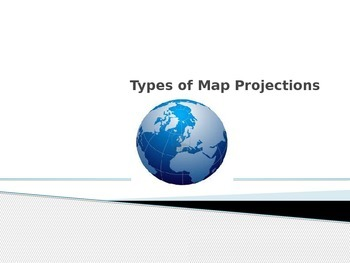 Types of Maps Projections