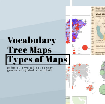 Types of Maps Tree Map