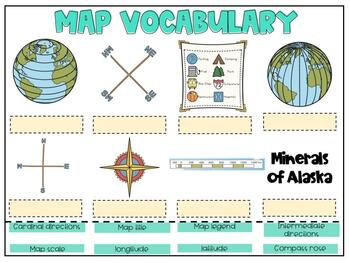 Types of Maps & Map Skills Pack- Digital Using Google Slides- Distance Learning
