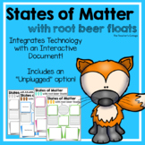Types of Matter Mini-Lab - Interactive and Technology Based