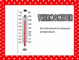 Types of Measurement Instruments