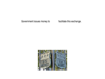 Types of Money in the U.S. power point (Virginia Civics SOL CE.13f)